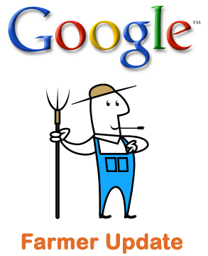Google Farmer Update